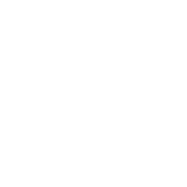 An icon of a map pin and a cog