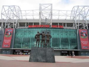 Manchester UTD hit by click fraud