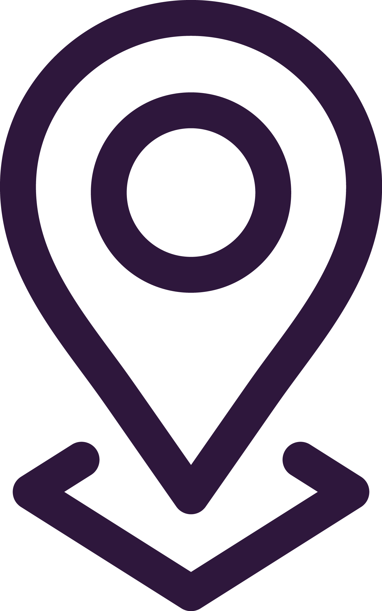 image of location pin representing roar diy seo software location services